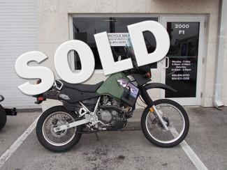 2000 Kawasaki KLR650 Dania Beach, Florida