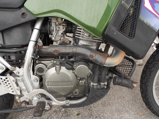 2000 Kawasaki KLR650 Dania Beach, Florida 3