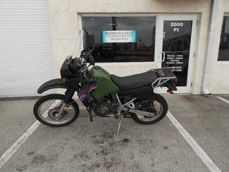 2000 Kawasaki KLR650 Dania Beach, Florida 6