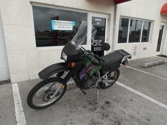 2000 Kawasaki KLR650 Dania Beach, Florida 7
