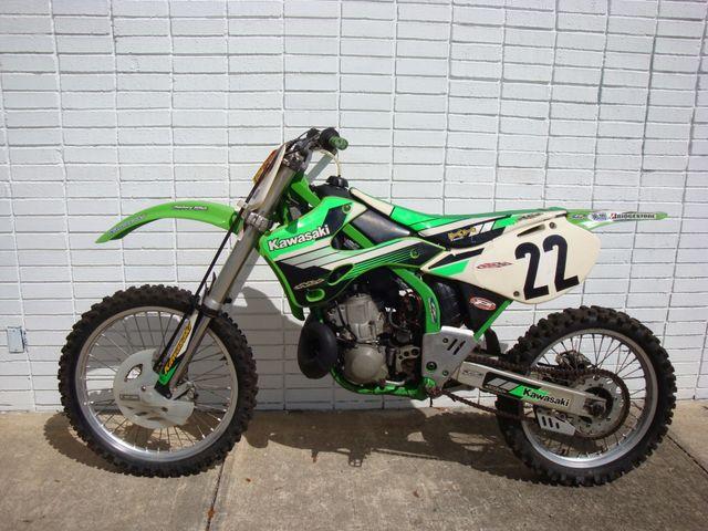 2000 Kawasaki KX-250 2 stroke Daytona Beach, FL 0