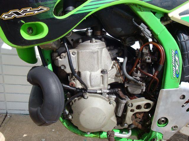 2000 Kawasaki KX-250 2 stroke Daytona Beach, FL 3