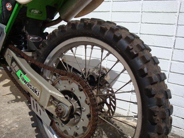 2000 Kawasaki KX-250 2 stroke Daytona Beach, FL 5