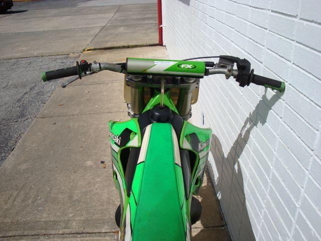 2000 Kawasaki KX-250 2 stroke Daytona Beach, FL 8