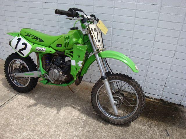 2000 Kawasaki KX-60 kx60r Daytona Beach, FL 6