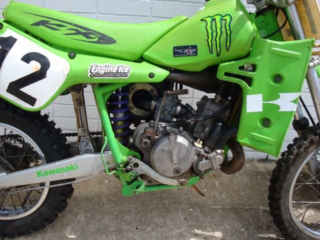 2000 Kawasaki KX-60 kx60r Daytona Beach, FL 7