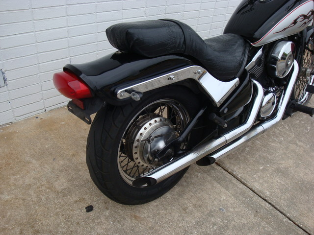 2000 Kawasaki VN800 Vulcan Daytona Beach, FL 9
