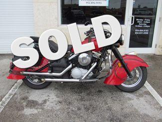2000 Kawasaki VN800 Drifter Dania Beach, Florida