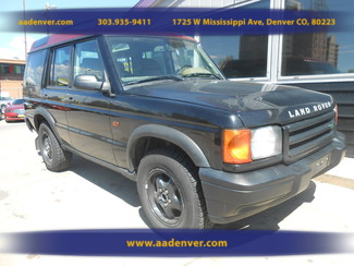 2000 Land Rover Discovery Series II SE7 | Denver, CO | AA Automotive of Denver in Denver, Littleton, Englewood, Aurora, Lakewood, Morrison, Brighton, Fort Lupton, Longmont, Montbello, Commerece City CO