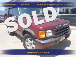 2000 Land Rover Discovery Series II w/Leather | Denver, CO | AA Automotive of Denver in Denver, Littleton, Englewood, Aurora, Lakewood, Morrison, Brighton, Fort Lupton, Longmont, Montbello, Commerece City CO