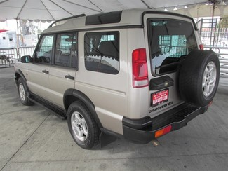 2000 Land Rover Discovery Series II w/Leather Gardena, California 1