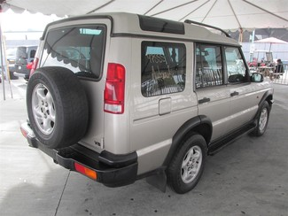 2000 Land Rover Discovery Series II w/Leather Gardena, California 2