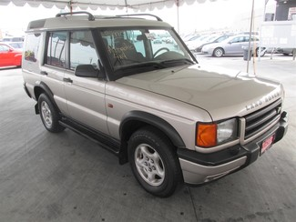 2000 Land Rover Discovery Series II w/Leather Gardena, California 3