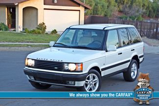 2000 Land Rover RANGE ROVER 4.6 HSE NAVIGATION ALLOY WHLS NEW TIRES SERVICE RECORDS SUNROOF Woodland Hills, CA