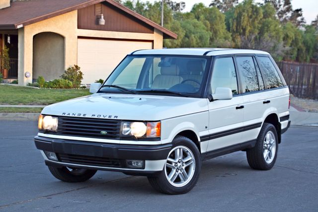 2000 Land Rover RANGE ROVER 4.6 HSE NAVIGATION ALLOY WHLS NEW TIRES SERVICE RECORDS SUNROOF Woodland Hills, CA 10