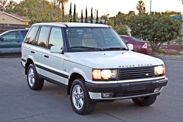 2000 Land Rover RANGE ROVER 4.6 HSE NAVIGATION ALLOY WHLS NEW TIRES SERVICE RECORDS SUNROOF Woodland Hills, CA 29
