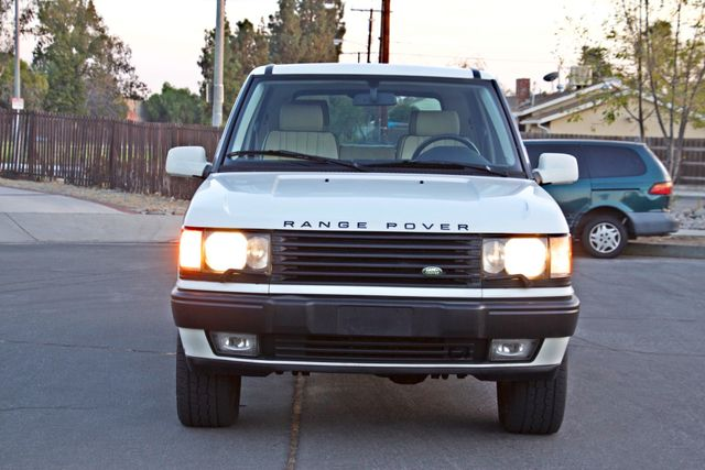 2000 Land Rover RANGE ROVER 4.6 HSE NAVIGATION ALLOY WHLS NEW TIRES SERVICE RECORDS SUNROOF Woodland Hills, CA 9