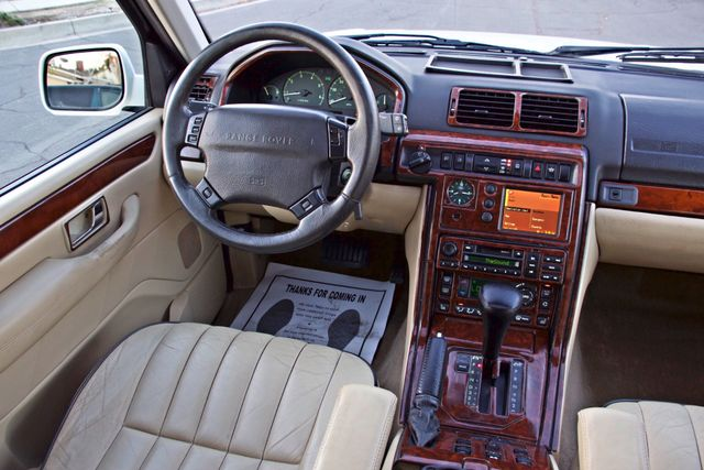 2000 Land Rover RANGE ROVER 4.6 HSE NAVIGATION ALLOY WHLS NEW TIRES SERVICE RECORDS SUNROOF Woodland Hills, CA 20