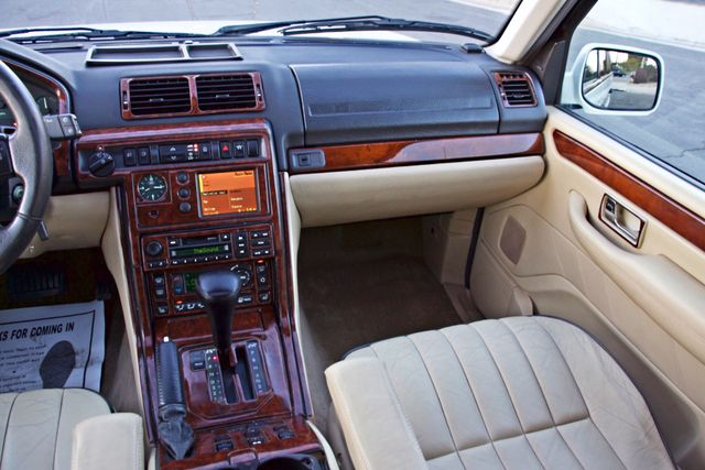 2000 Land Rover RANGE ROVER 4.6 HSE NAVIGATION ALLOY WHLS NEW TIRES SERVICE RECORDS SUNROOF Woodland Hills, CA 21