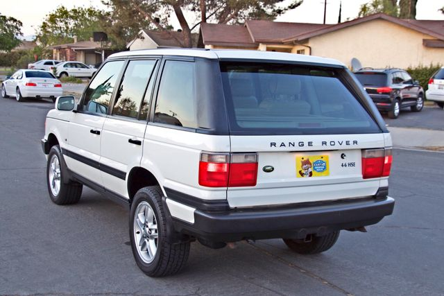 2000 Land Rover RANGE ROVER 4.6 HSE NAVIGATION ALLOY WHLS NEW TIRES SERVICE RECORDS SUNROOF Woodland Hills, CA 3