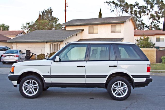 2000 Land Rover RANGE ROVER 4.6 HSE NAVIGATION ALLOY WHLS NEW TIRES SERVICE RECORDS SUNROOF Woodland Hills, CA 2