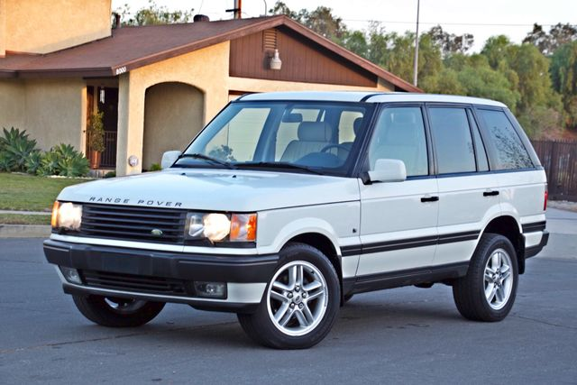 2000 Land Rover RANGE ROVER 4.6 HSE NAVIGATION ALLOY WHLS NEW TIRES SERVICE RECORDS SUNROOF Woodland Hills, CA 1