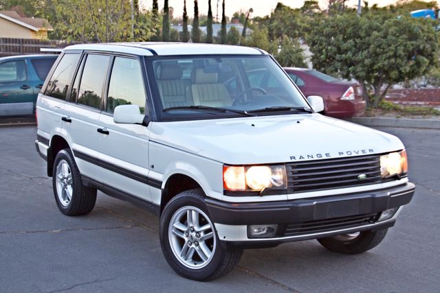 2000 Land Rover RANGE ROVER 4.6 HSE NAVIGATION ALLOY WHLS NEW TIRES SERVICE RECORDS SUNROOF Woodland Hills, CA 7