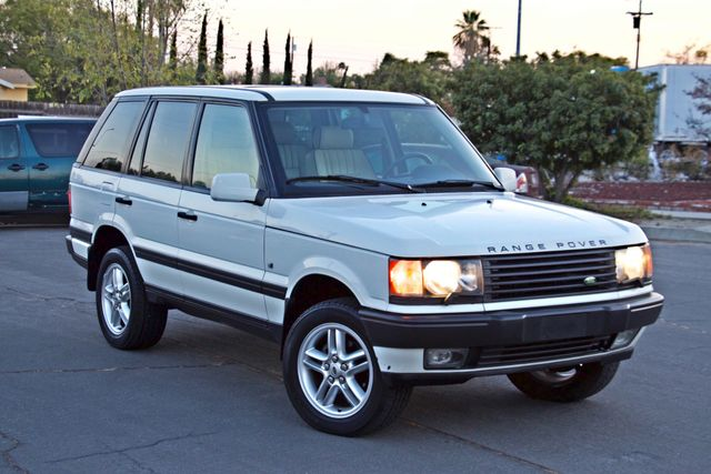 2000 Land Rover RANGE ROVER 4.6 HSE NAVIGATION ALLOY WHLS NEW TIRES SERVICE RECORDS SUNROOF Woodland Hills, CA 8