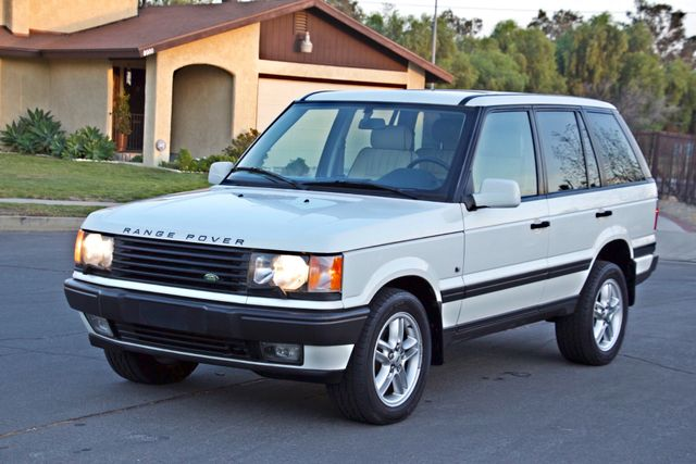 2000 Land Rover RANGE ROVER 4.6 HSE NAVIGATION ALLOY WHLS NEW TIRES SERVICE RECORDS SUNROOF Woodland Hills, CA 30