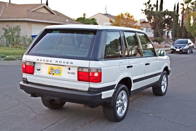 2000 Land Rover RANGE ROVER 4.6 HSE NAVIGATION ALLOY WHLS NEW TIRES SERVICE RECORDS SUNROOF Woodland Hills, CA 5