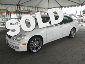 2000 Lexus GS 300 Gardena, California