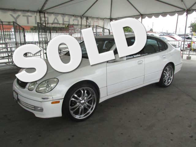 2000 Lexus GS 300 Please call or e-mail to check availability All of our vehicles are available