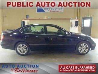 2000 Lexus GS 300    JOPPA, MD   Auto Auction of Baltimore  in Joppa MD