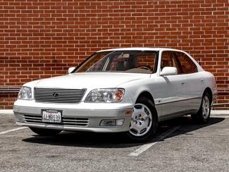 2000 Lexus LS 400 Platinum Burbank, CA