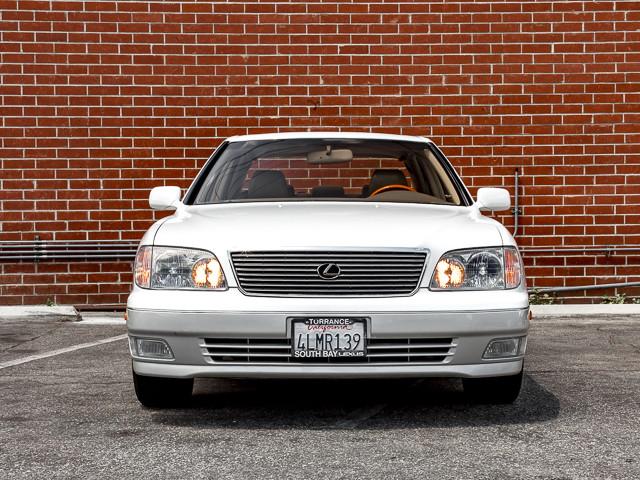 2000 Lexus LS 400 Platinum Burbank, CA 2