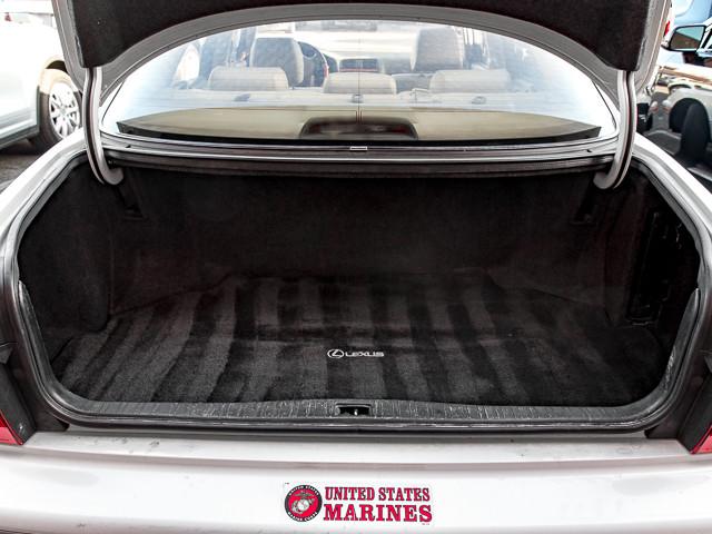 2000 Lexus LS 400 Platinum Burbank, CA 16