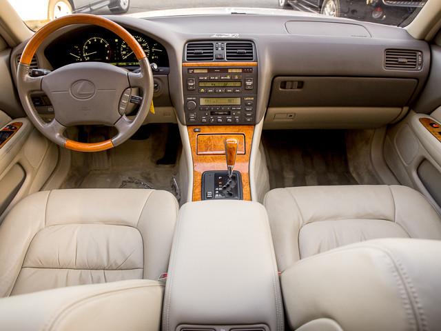 2000 Lexus LS 400 Platinum Burbank, CA 8