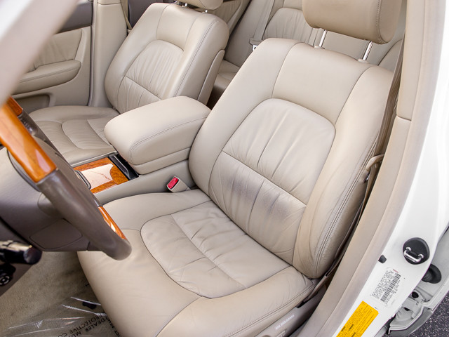 2000 Lexus LS 400 Platinum Burbank, CA 18