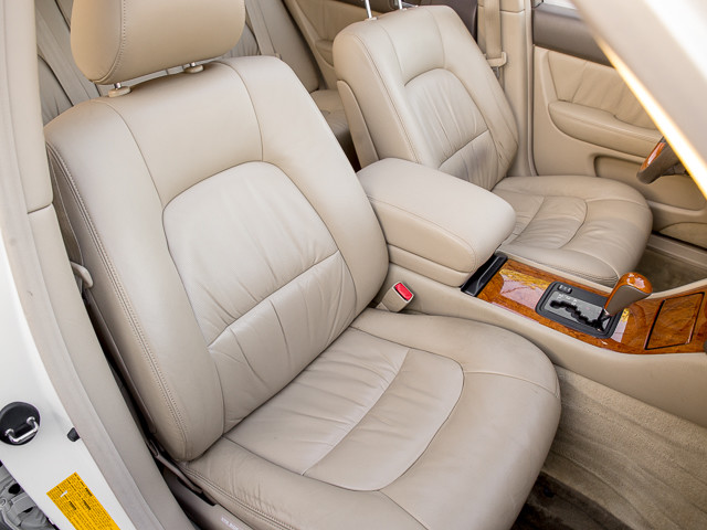 2000 Lexus LS 400 Platinum Burbank, CA 21