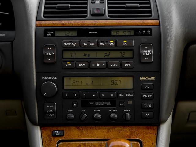 2000 Lexus LS 400 Platinum Burbank, CA 24