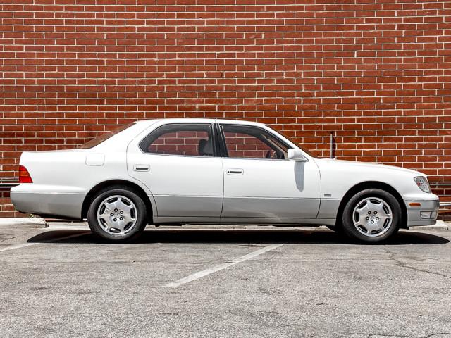 2000 Lexus LS 400 Platinum Burbank, CA 4