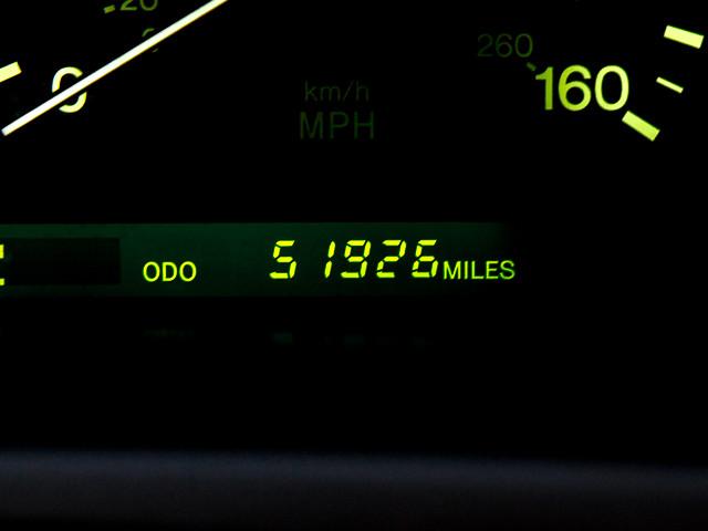 2000 Lexus LS 400 Platinum Burbank, CA 9