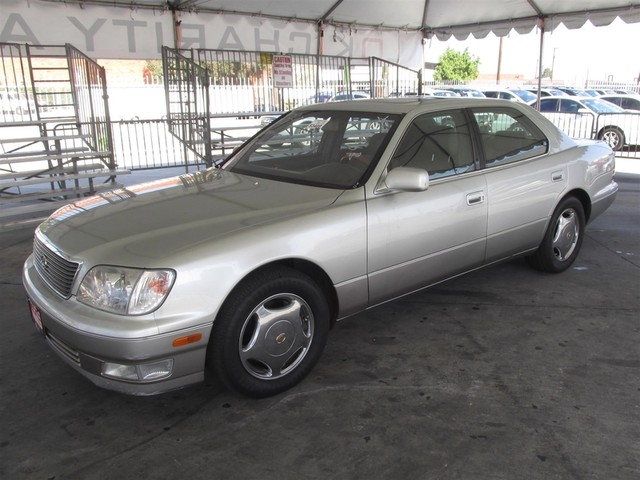 2000 Lexus LS 400 Please call or e-mail to check availability All of our vehicles are available