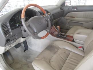 2000 Lexus LS 400 Gardena, California 8