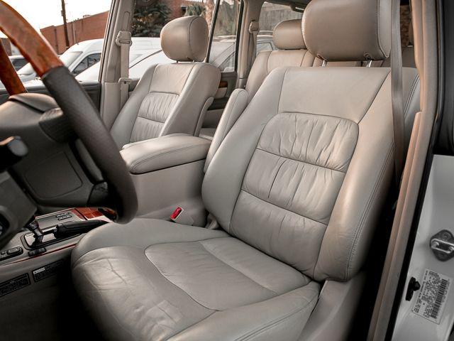 2000 Lexus LX 470 Burbank, CA 10