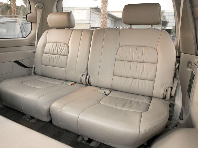 2000 Lexus LX 470 Burbank, CA 12