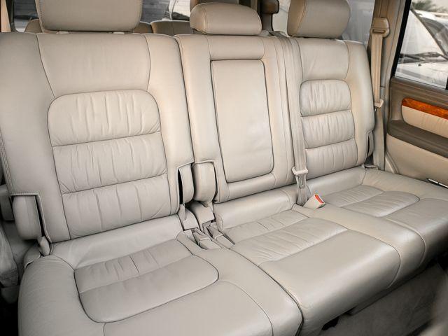 2000 Lexus LX 470 Burbank, CA 16