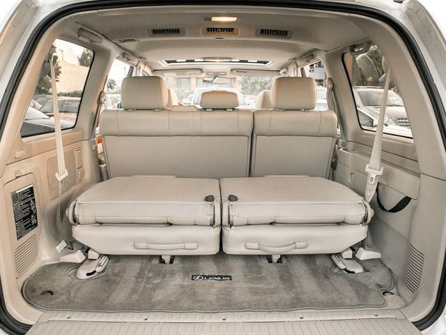 2000 Lexus LX 470 Burbank, CA 19