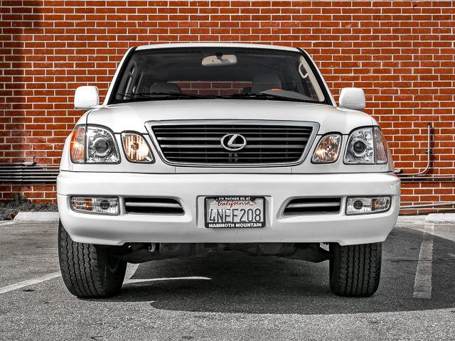 2000 Lexus LX 470 Burbank, CA 2