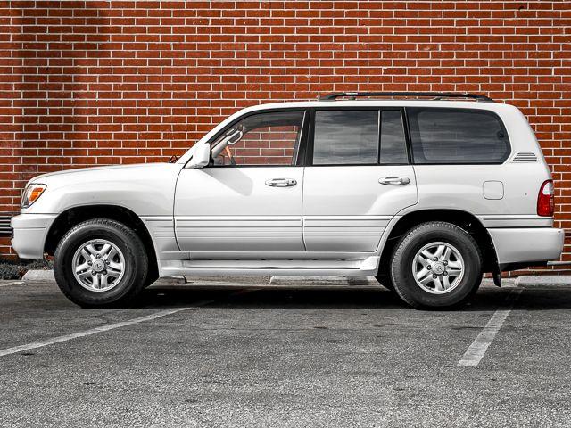 2000 Lexus LX 470 Burbank, CA 4